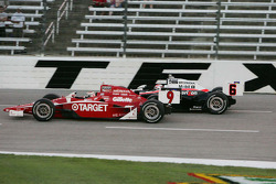 Scott Dixon, Target Chip Ganassi Racing & Ryan Briscoe, Team Penske