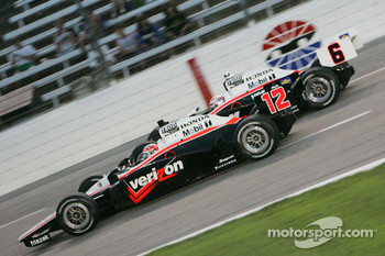 Will Power, Verizon Team Penske & Ryan Briscoe, Team Penske