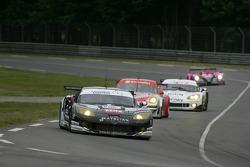 #72 Luc Alphand Aventures Corvette C6.R: Stephan Gregoire, J?r?me Policand, David Hart