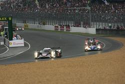 Pace lap: #008 Signature Plus Lola Aston Martin: Pierre Ragues, Vanina Ickx, Franck Mailleux