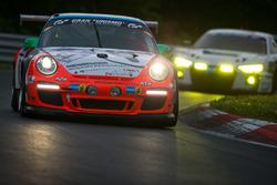#54 raceunion Teichmann Racing, Porsche 911 GT3 Cup: Ейргі, Алекс Отем, Мілан Кодідек, Андреа Перліні