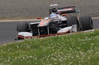 Super Formula Photos - Yuji Kunimoto, Cerumo Inging