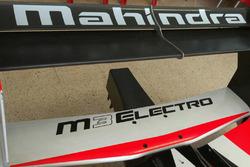 Mahindra M3Electro testing