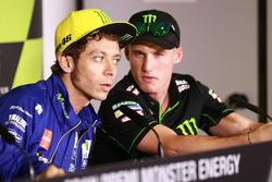 Валентино Россі, Yamaha Factory Racing, Пол Еспаргаро, Monster Yamaha Tech 3