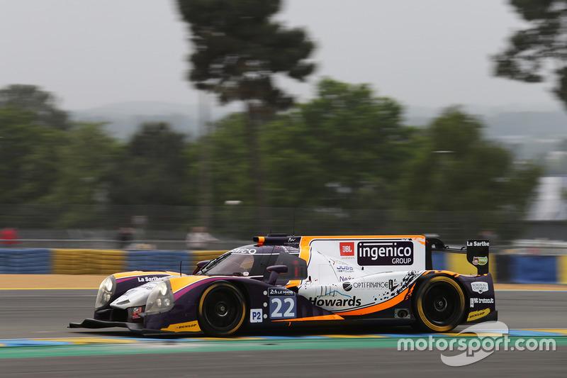 23. LMP2: #22 SO24! By Lombard Racing, Ligier JS P2 Judd