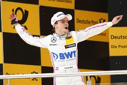 Winner Lucas Auer, Mercedes-AMG Team Mücke, Mercedes-AMG C63 DTM