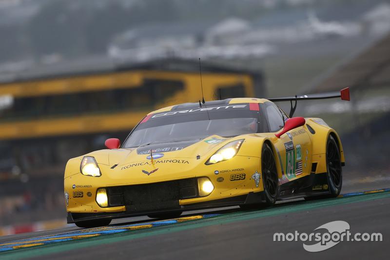 LMGTE Pro: #64 Corvette Racing - GM, Chevrolet Corvette C7R