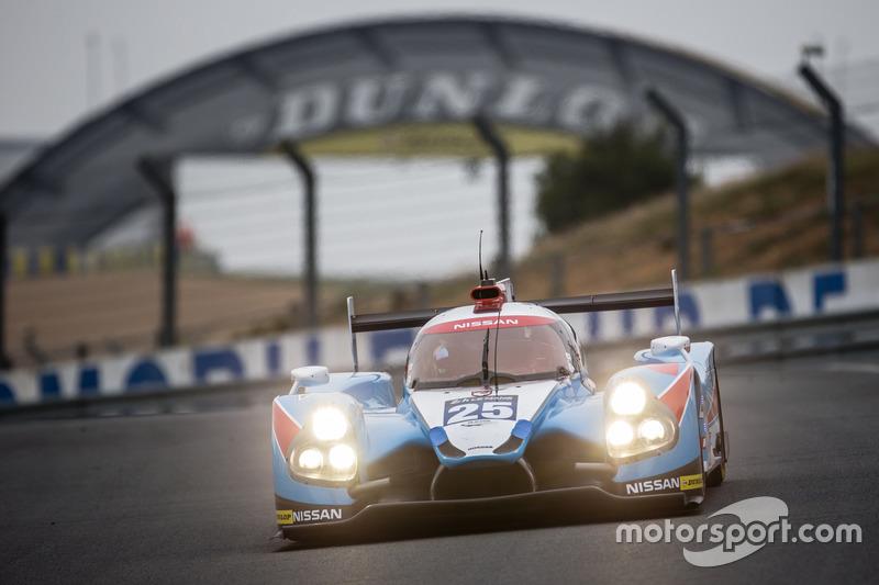 LMP2: #25 Algarve Pro Racing, Ligier JSP2 Nissan