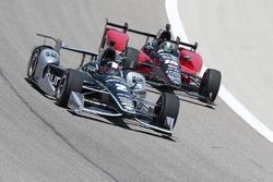 Хуан-Пабло Монтойя, Team Penske Chevrolet, Грем Рейхол, Rahal Letterman Lanigan Racing Honda
