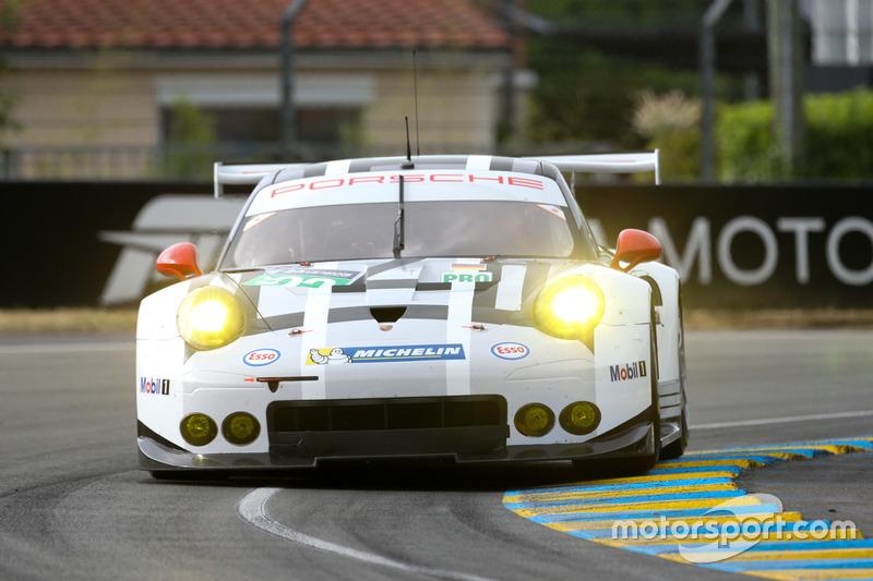 8. LMGTE-Pro: #92 Porsche Motorsport, Porsche 911 RSR