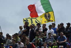Fans von MotoGP-Superstar Valentino Rossi