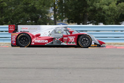 #70 Mazda Motorsports Mazda Prototype: Joel Miller, Tom Long, Ben Devlin