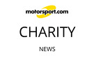Mika Hakkinen on hand for Laureus MotorV8 project