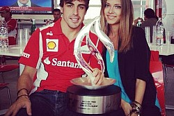 Fernando Alonso New Girlfriend