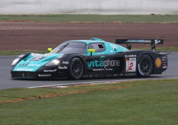 Selleslagh Racing Team - Negrao Ramos - Maserati MC12 - 2