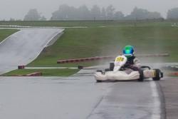 Practice during heavy rain