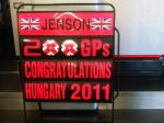 Jenson 200GP's