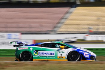 ADAC GT Masters Race 1 - Johannes Stuck / Ferdinand Stuck