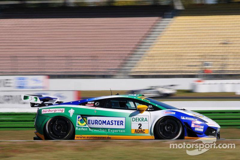 ADAC GT Masters Race 1 - Johannes Stuck / Ferdinand Stuck