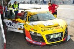 ADAC GT Masters Race 2 - Pitstop for Mies / Jns