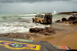 OffRoad on the Sea