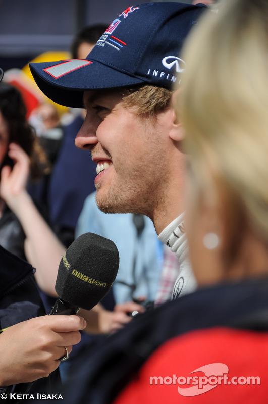 Paddocks Silverstone 2012