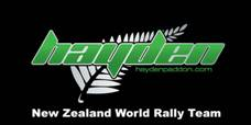 Hayden Paddon Rallysport Logo