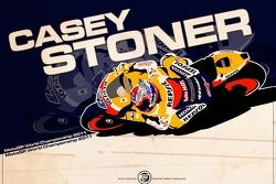 Casey Stoner - MotoGp 2011