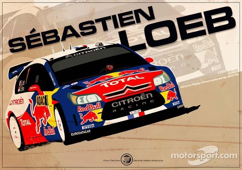 Sebastien Loeb - WRC 2010