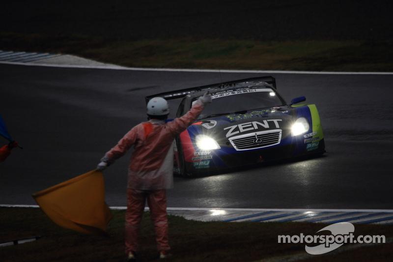 2012 SUPER GT ROUND8 GT500 WINNER