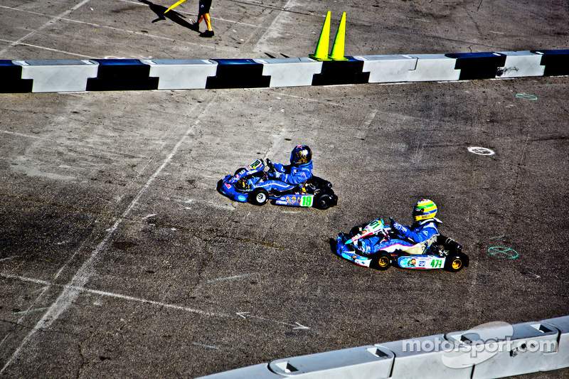 Praga Karts at SKUSA Supernationals!