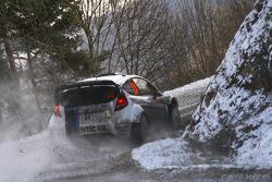 Julien Maurin - Nicolas Klinger Fiesta RS WRC