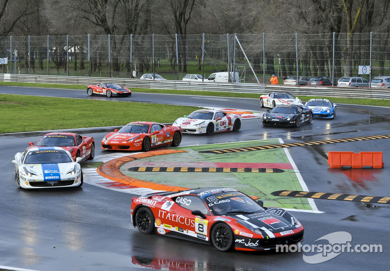Monza 2013 _ Start the race