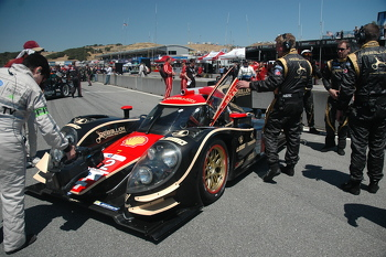 Rebellion LMP1 Prototype