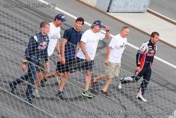 Coulthard, Kinigadner, Webber, Sainz, Baumschlager, Loeb