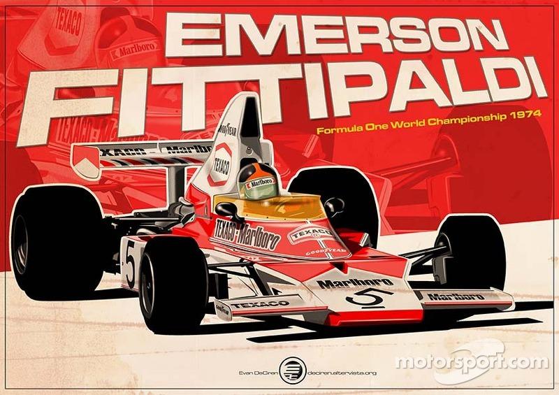 Emerson Fittipaldi - 1974