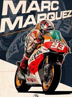 Marc Márquez – MotoGp 2013