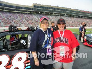 Kasey Kahne's Great Clips #38, AMS Sept. 2011