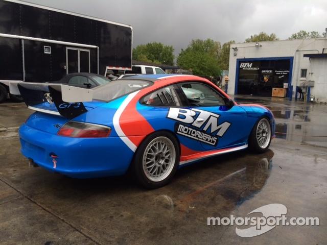 Brad McClures Beautiful BTM Motorwerks Porsche