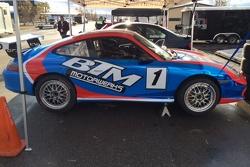 Brad McClures BTM Motorwerks Porsche