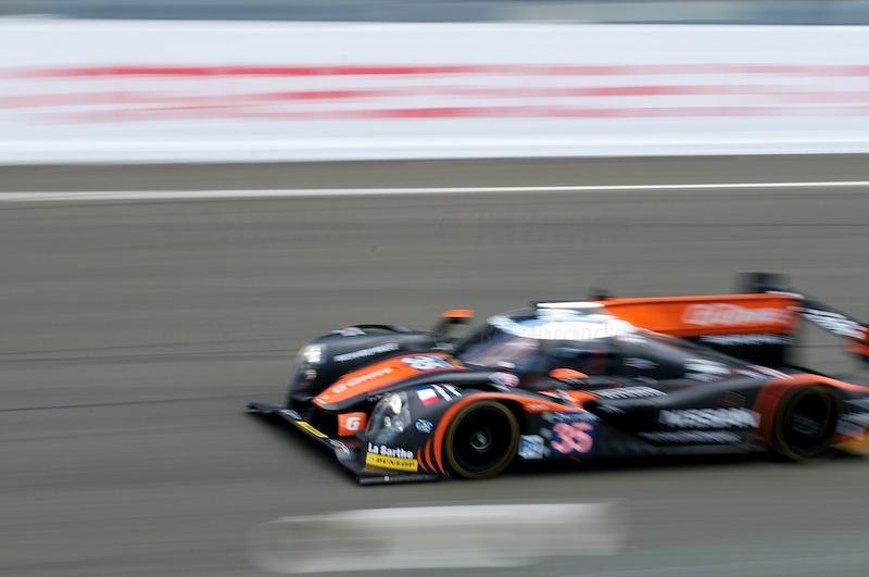 No 35 Oak Racing Ligier JS P2 - Nissan LMP2