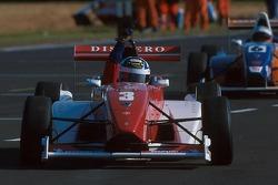 Kimi Raikkonen Tatuus Formula Renault