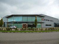 Driven Steering Wheels European base
