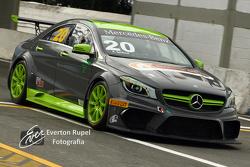 Roger Sandoval, CLA, Mottin Racing