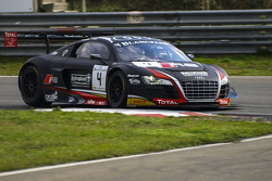 #4 James Nash & Frank Stippler - Belgian Audi Club Team WRT Audi R8LMS Ultra