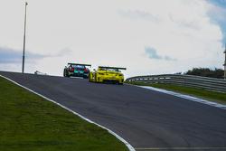 #2 Frédéric Vervisch & Nicki Thiim - Belgian Audi Club Team WRT Audi R8LMS Ultra & #70 Alexey Karach