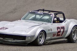 Small-block Corvette