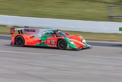 #55 Mazda Motorsports Mazda Prototype: Jonathan Bomarito, Tristan Numez