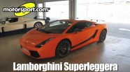 Lamborghini Superleggara