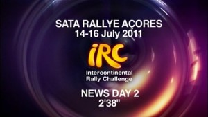 IRC 2011 - Round - Sata Rally Acores Day 2